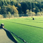 High-tech artificial turf for TuS Frammersbach